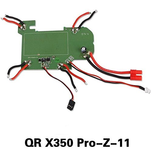 Paleo Walkera QR X350 Pro RC Quadcopter Parts Power Board X350 PRO-Z-11 by Beyond Paleo