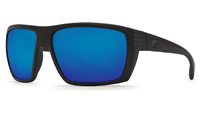 cddca4f36c Image Unavailable. Image not available for. Color  Costa Del Mar Hamlin 580G  Blackout Blue Mirror Polarized Sunglasses