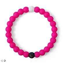 Lokai Breast Cancer Limited Edition Bracelet - Size Medium