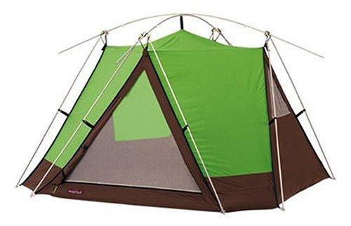 モンベル(mont-bell) テント ムーンライトテント 5型 グリーン