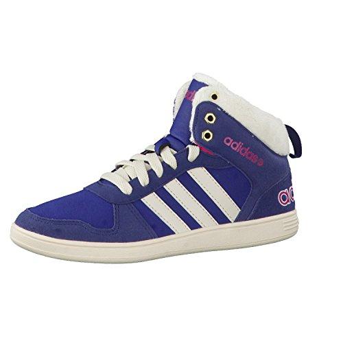adidas Neo gef眉tterte Kinderschuhe Sneaker Winterschuhe Boots HOOPS WTR MID K