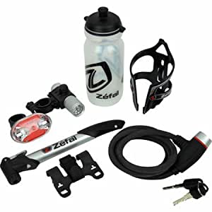 Amazon.com : Zefal 6-Piece Bicycle Starter Pack : Sports ...