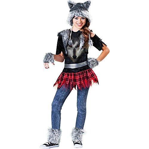 Wear Wolf Tween Costume - Medium