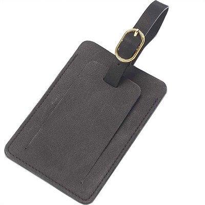 Clava 00-2288 Luggage Tag,Bridle Black