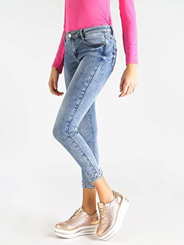 FARFALLINA FARFALLINA Denim Femme Denim Jeans Jeans FARFALLINA Femme Jeans Denim Femme grqOwxpg