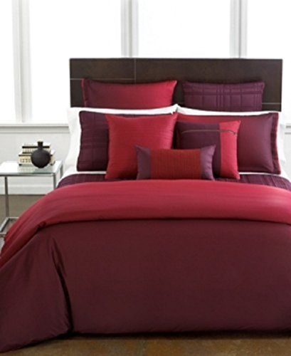 Hotel Collection Modern Ombre 18 Square Decorative Pillow