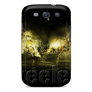 High Quality OvI1044BoDt Pittsburgh Steelers Tpu Case For Galaxy S3