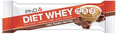 PHD Diet Whey Bar, 780 g