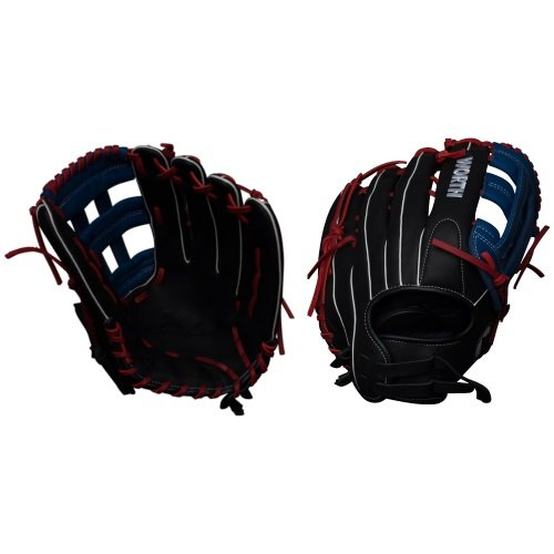 Worth Sports XT Extreme Pro-H Web WXT135-PH-01 Sp Baseball Mitt R-Throw, Multicolor
