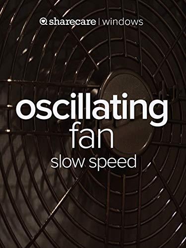 Oscillating Fan slow