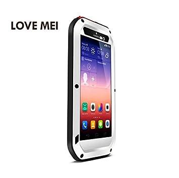 Love Mei - Carcasa Impermeable antigolpes Impermeable ...