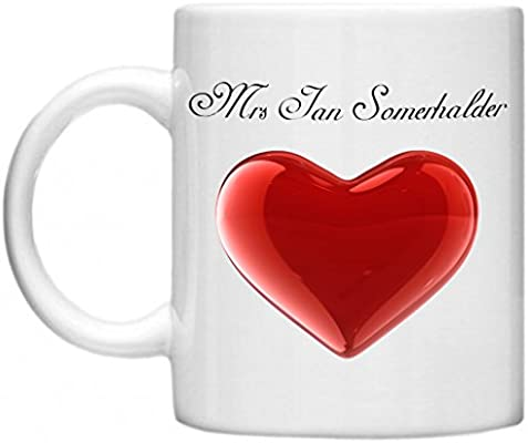 Ian Somerhalder, tazas divertidas, tazas cómicas, esposas de ...
