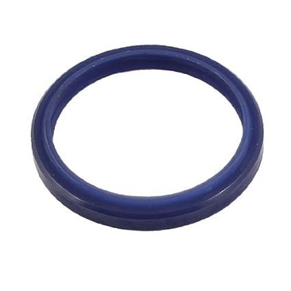 eDealMax anillo de goma de la junta del sello de aceite de limpiaparabrisas sellado raya, 55 mm x 45 mm x 5 mm - - Amazon.com