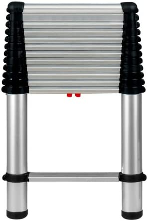 Telesteps 612TC OSHA Compliant 6 ft A-frame//12 ft Extension Telescoping Combi Ladder
