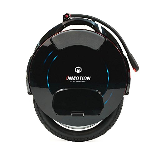 (InMotion V10F | One Wheel Personal Transporter with Mobile App Control)