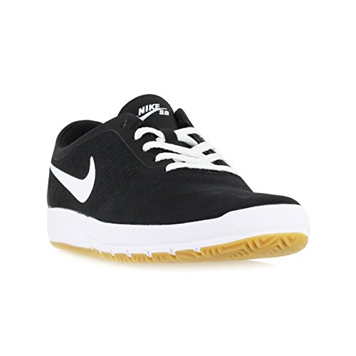 Nike Mens Free Sb Nano Nero / Bianco-gomma Marrone Chiaro