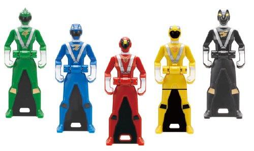 Ranger Key (Gokaiger Ranger Key Set 06)