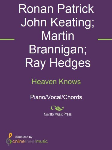 Heaven Knows Kindle Edition By Boyzone Martin Brannigan Ray