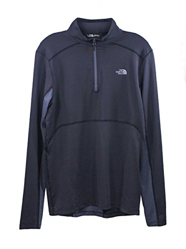 Transition Midweight Jacket - The North Face TNF Black Achilles Performance 1/4 Zip Jacket Pullover