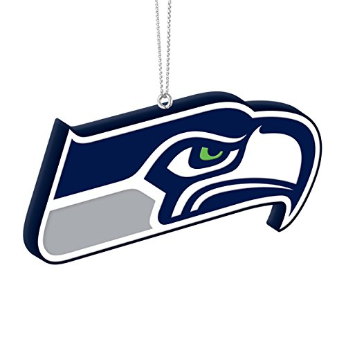 Seattle Seahawks Resin Logo Ornament