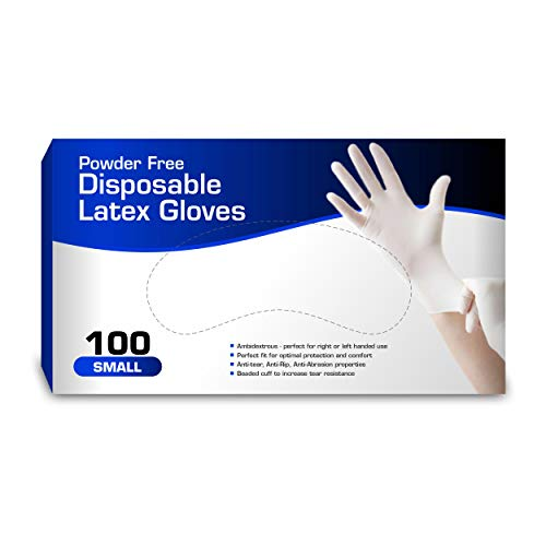 New Disposable Latex Gloves