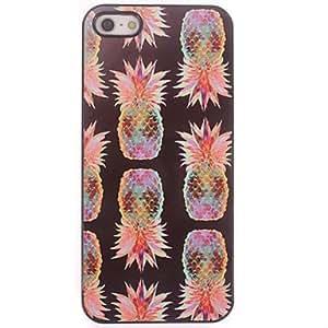Mini - Pineapple Design Aluminium Hard Case for iPhone 4/4S