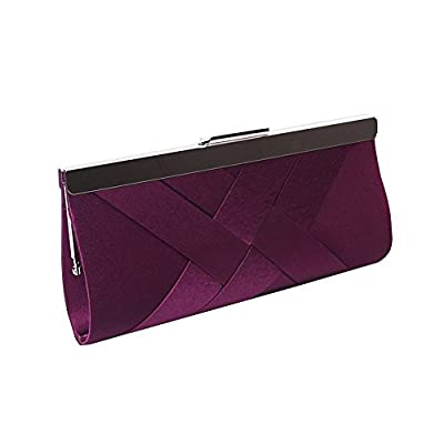 BeAllure Women's Stylish Evening Clutch Handbag Vintage Style Chian Strap Purse
