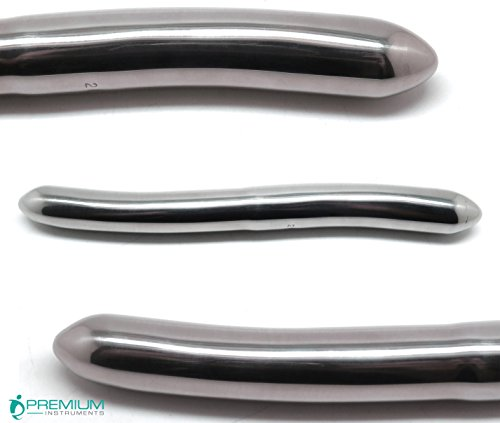 Hegar Uterine Dilators 19mm/20mm Gynecology Double Ended Surgical Stainless Steel Instruments