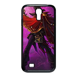 Samsung Galaxy S4 9500 Cell Phone Case Black League of Legends The Magnificent Twisted Fate LK1631550