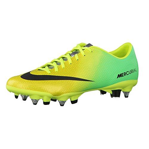 Nike Mercurial Veloce SG Lime F380 gelb