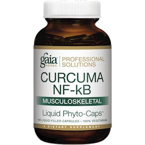 Gaia Herbs (Professional Solutions) Curcuma NF-kB: Musculoskeletal 120 caps
