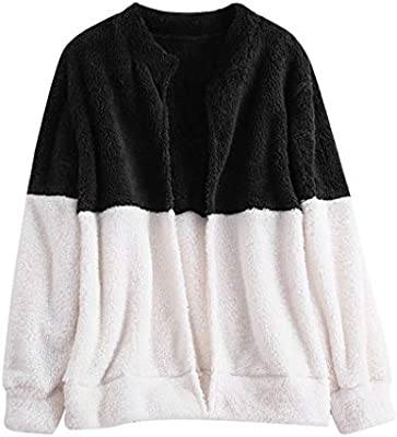 Women Winter Woolen Waterfall Jacket Coat Ladies Belted Cardigan Outwear Jumpers