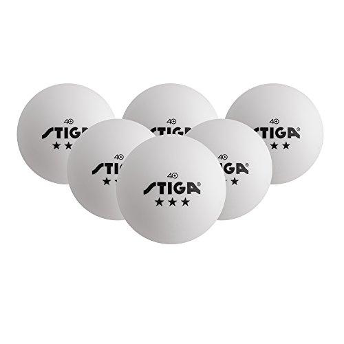 STIGA 3 Star Table Tennis Balls product image