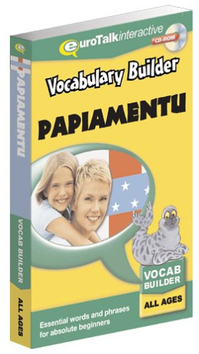 Vocabulary Builder - Learn Papiamentu: for Children 4 & up [VHS] ()