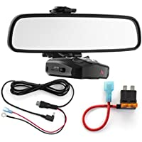 Radar Mount Mirror Mount + Direct Wire + ATO Standard Add a Circuit - Cobra XRS ESD Vedetta