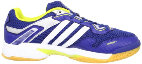 adidas Hallenschuhe OPTICOURT TEAM blau