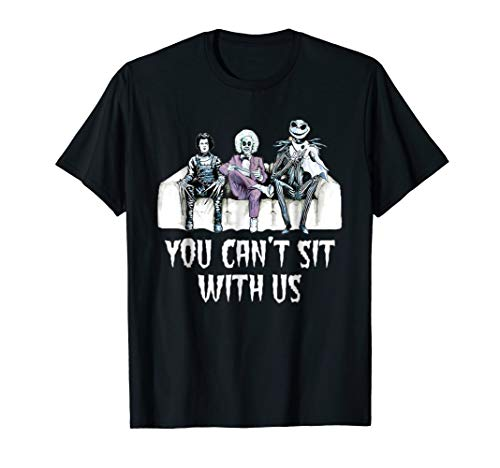 You can't Sit With us Halloween 2018 Hocus Pocus T-Shirt for $<!--$15.99-->