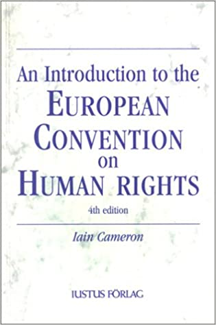 Introduction to the European Convention on Human Rights