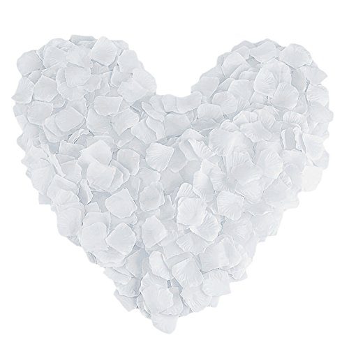 Cozyswan Wedding Decorations Petals Artificial