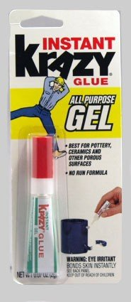 Instant KG86648R Krazy Glue All Purpose Gel (Pack of 24) by Elmer's (Image #1)