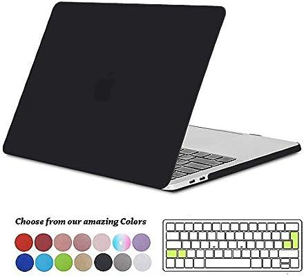 Tecool Funda MacBook Pro 13 2016/2017/2018, Plástico Duro Case Carcasa con Tapa del Teclado para MacBook Pro 13.3 Pulgadas con/sin Touch Bar & Touch ID ...