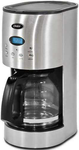 Amazon.com: Oster RDXSS43 12-Cup Programmable Coffeemaker ...