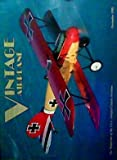 img - for The Vintage Airplane (November 1992) book / textbook / text book