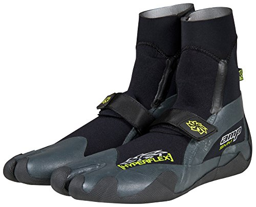 split toe boots - 9