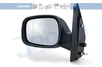 Espejo retrovisor izquierdo, Negro, RENAULT KANGOO FC0/KC0 Diseño Año 09/01 de: Amazon.es: Coche y moto