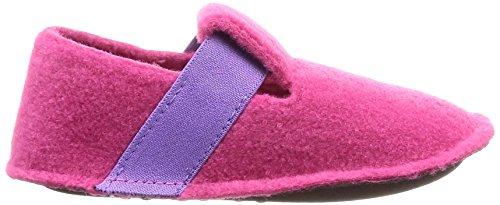 Crocs Unisex-Kids Classic K Slipper, Candy Pink, 12 M US Little Kid by Crocs (Image #6)