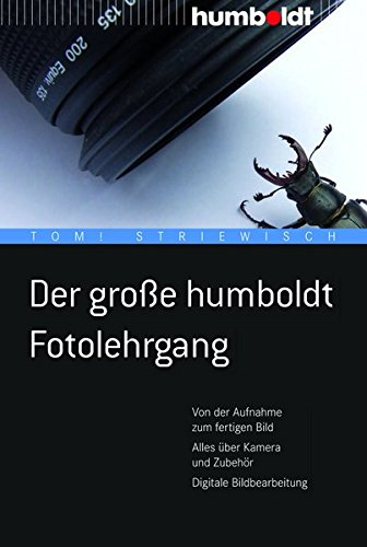 Price comparison product image Der große humboldt Fotolehrgang