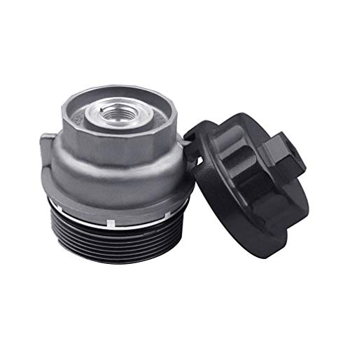 Ibetter Oil Filter Housing Cap and Wrench for Toyota, Lexus, RAV4, Camry, Tundra, Highlander, Sienna - Oil Filter Housing Assembly and Removal Tool for Engines with 64mm Oil Filter Housings (Black) by Ibetter (Image #6)