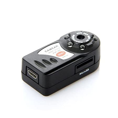 Amazon.com : Original md81s WiFi IP p2p Wireless Mini Camera Micro cam Remote Control iOS Android app Camcorder Video espia Action Candid : Camera & Photo