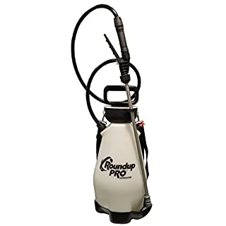 Roundup PRO 190410 2-Gallon Sprayer for Applying Fertilizers, Weed Killers, and Herbicides